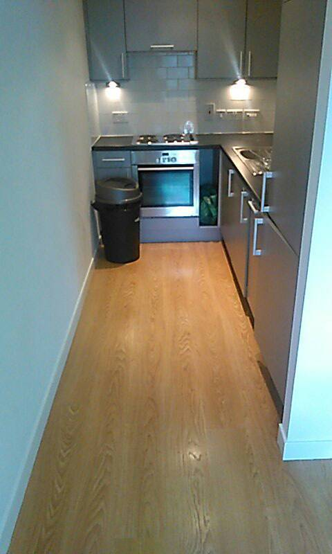 Beresford unfurnished Apartment city centre