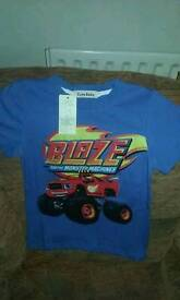 Brand new boys t-shirt with tags