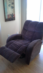 fauteuil inclinable ELRAN