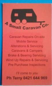 Caravan Service and Repairs On Site Perth Perth City Area Preview