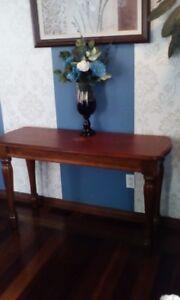 Table console,meuble d appoint de Qualité supérieur