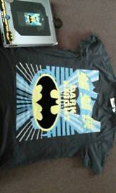 BNIB batman dark knight tshirt
