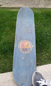 Skate board complete