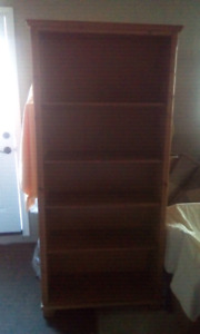 Pine Bookcase Markor by Ikea