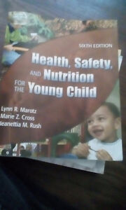 Looking to sell my early childhood education text books
