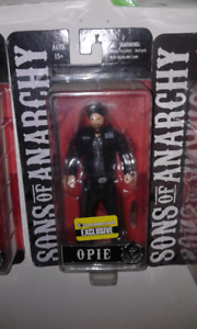 Son's of Anarchy Action Figures