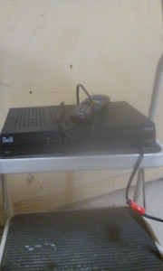 Bell hdmi pvr cable box
