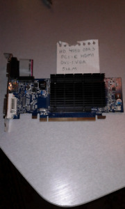 "PCI-E ASUS ""QUIET"" MODEL 512 MB 1 ATI PIC VID CARD"