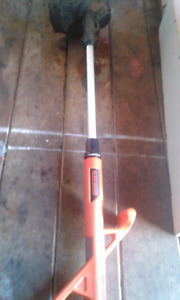 Black and decker electric whipper snipper