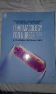 Pharmacology for nurses Canadian Edition