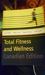 TOTAL FITNESS AND WELLNESS. CANADIAN EDITION