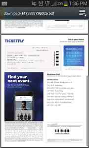 Ghost bc calgary ticket