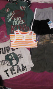 7 piece  boys 18mth clothes brand new!! $25