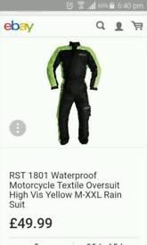 Rst waterproof oversuit