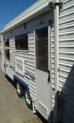 La vista mojorca 19ft caravan with shower and toilet  exc cond. Adelaide CBD Adelaide City Preview