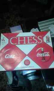 Coke Chess game 2002