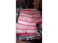 Cath Kidston cotton hall runner rug