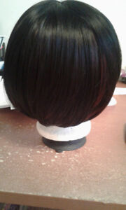 Wig , lace front, brand new, never worn. Ordered from the U.S