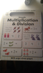 Simple multiplication and division