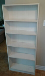 Ikea Billy Bookcase (white) - $30