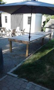 Garden / Work table