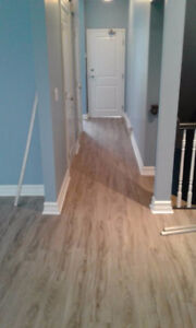 Fall Special Laminate/Vinyl Installs 95 Cents SQFT !!!