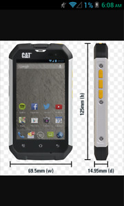 Caterpillar B15 Android