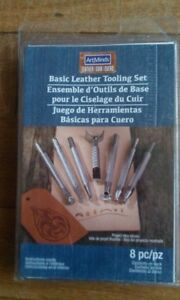 NEW. Leather tools and stamps