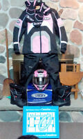 Ladies snowmobile outfit