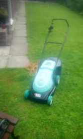 Black and decker lawnmower for sale