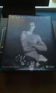 Livre Jacques Villeneuve