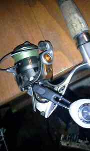 Ugly stick fishin n quantum reel Kawartha Lakes Peterborough Area image 3