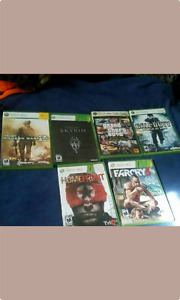 All different prices xbox360