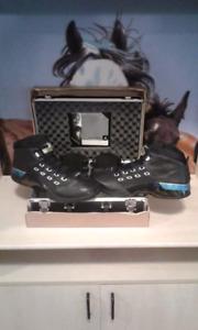 Jordan 17 with Suitcase size 12 $300