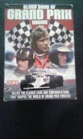 Glory days of grand prix racing set 8 DVD,S £7