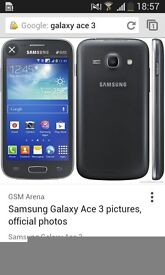 Samsung Galaxy ace 3 perfect working