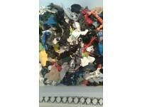Lego bionicle 2000g random assorted peices big and small