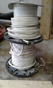 Electric cable 2 types