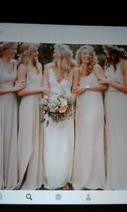 WANTED – WHITE DESTINATION WEDDING DRESS