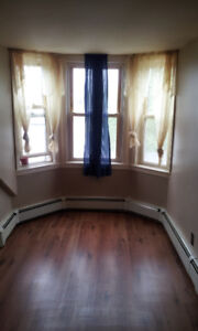Two Bedroom North $650 heat and lights inc.