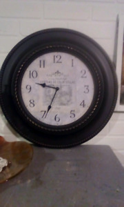 20 by 20 wall clock