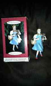 Dorothy and Toto Christmas Ornament