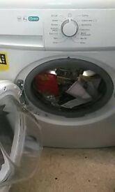 (ex display) Zanussi ZWF81240W 8Kg Washing Machine - White - A+++ Rated