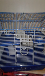 Cage For Hamsters,Gerbils or Rats $30. Firm