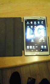 Asus POOA 16GB WiFi tablet white working fine!!