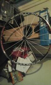 Easton front wheel