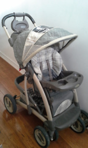 Graco Stroller with free rain cover