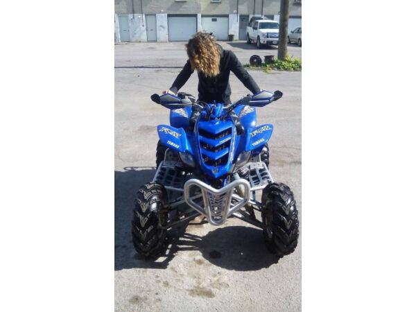2003 Yamaha raptor
