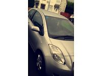 toyota yaris 2006 very clean car ono £2,200