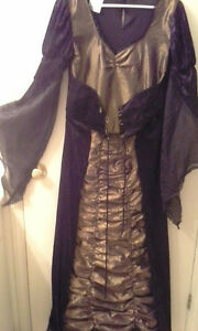 witch or maiden or ? womens costume